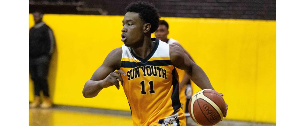 Sun Youth Hornets Baskball Playoffs 2019 2